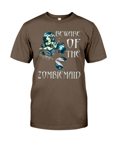 Mermaid - Beware Of The Zombiemaid