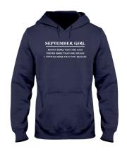 September Girl Hooded Sweatshirt thumbnail