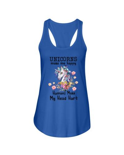 Unicorns Make Me Happy