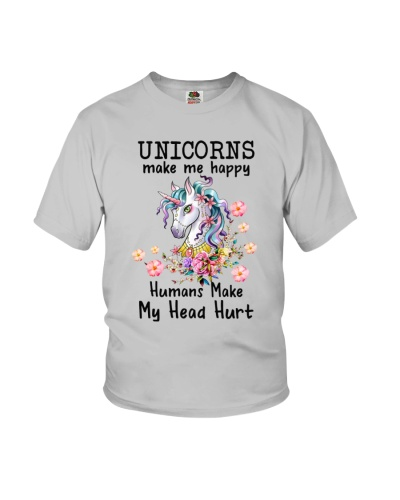 Unicorns Make Me Happy