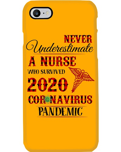 Nurse Never Underestimate