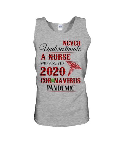 Nurse Never Underestimate