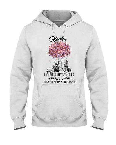 Books Helping Book Girl Under Tree
