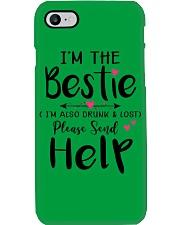 Wine Bestie Phone Case thumbnail