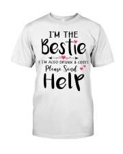 Wine Bestie Classic T-Shirt thumbnail