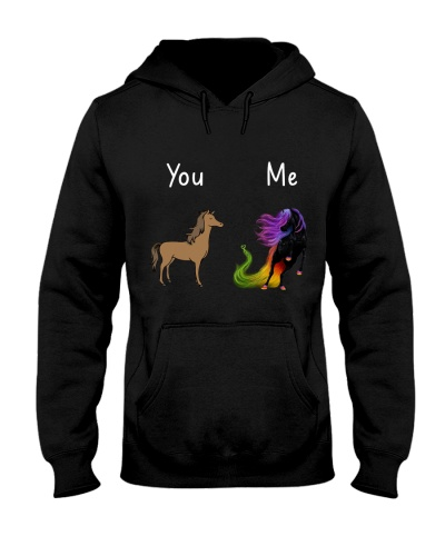 Horse You And Awesome Me