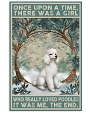 Poodle Once Upon A Time 11x17 Poster front