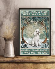 Poodle Once Upon A Time 11x17 Poster lifestyle-poster-3