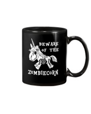 Unicorn-  Bew are of the zombiecorn Mug tile