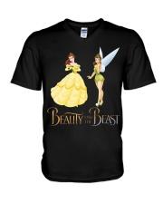 Fairy Bty V-Neck T-Shirt thumbnail
