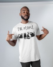 Cat Ew People Classic T-Shirt apparel-classic-tshirt-lifestyle-front-32