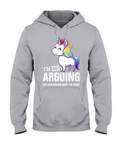 Unicorn - Arguing