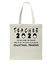 Teacher The One Tote Bag tile