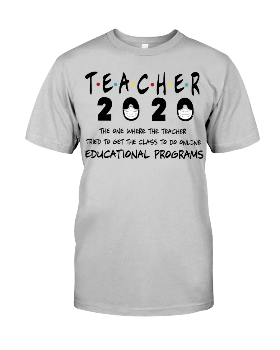 Teacher The One Classic T-Shirt