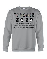 Teacher The One Crewneck Sweatshirt tile