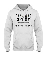 Teacher The One Hooded Sweatshirt thumbnail