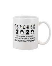 Teacher The One Mug tile