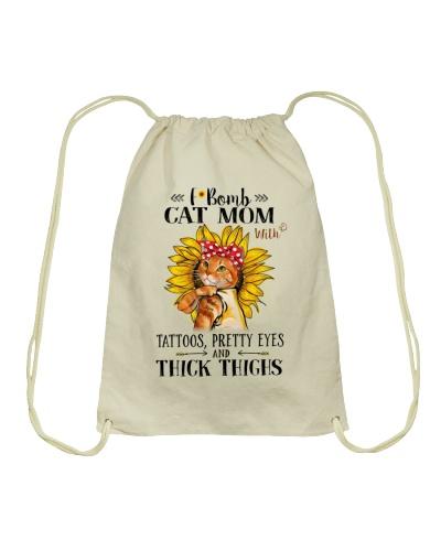 Cat Mom F-Bomb