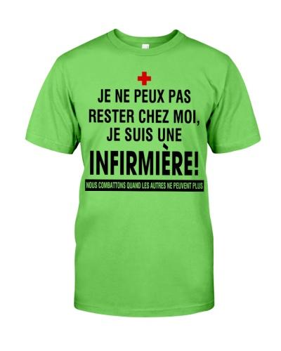 Nurse Je Ne Peux Pas Rester Chez Moi