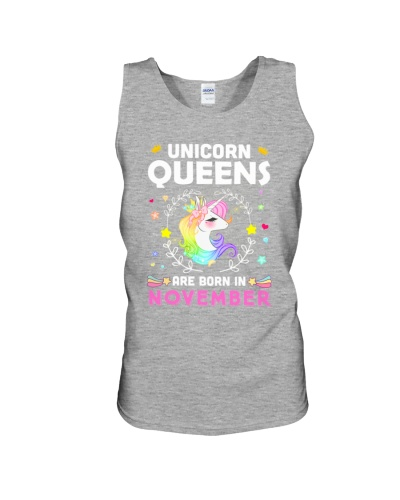 Unicorn Queens Are Born In November