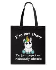 Unicorn Ridiculously Adorable Tote Bag thumbnail