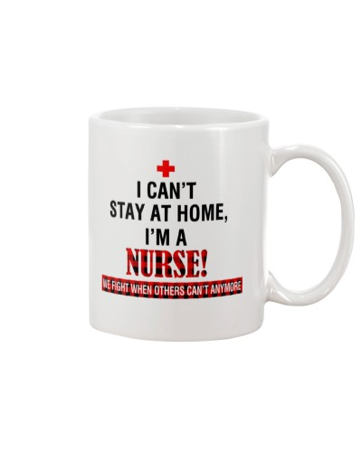 Nurse I Can't Stay At Home