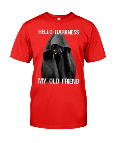 Labrador Hello Darkness