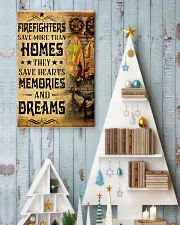 Firefighters Save More Than 11x17 Poster lifestyle-holiday-poster-2