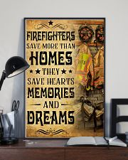 Firefighters Save More Than 11x17 Poster lifestyle-poster-2
