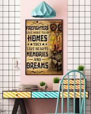 Firefighters Save More Than 11x17 Poster lifestyle-poster-6