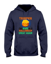 Make Halloween Great Again Hooded Sweatshirt thumbnail