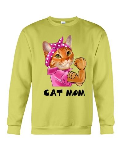 Cat Mom Power