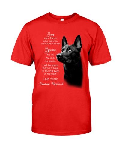 German Shepherd I Am Your German Shepherd