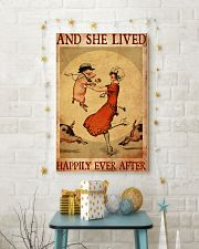 Pig And She Lived Happily Ever After 11x17 Poster lifestyle-holiday-poster-3