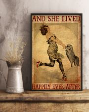 Persian And She Lived Happily Ever 11x17 Poster lifestyle-poster-3