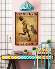 Persian And She Lived Happily Ever 11x17 Poster lifestyle-poster-6