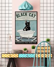 Black Cat Organic Soap 11x17 Poster lifestyle-poster-6