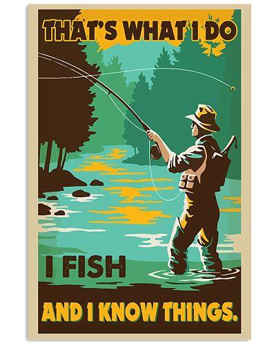 Fishing Thats What I Do I Fish