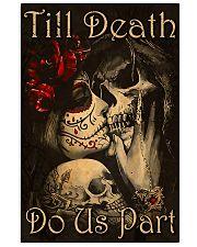 Couple Till Death Do Us Part 11x17 Poster front
