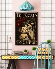 Couple Till Death Do Us Part 11x17 Poster lifestyle-poster-6