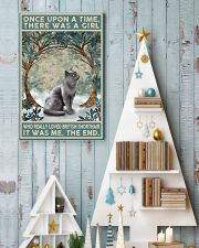British Shorthair Once Upon A Time 11x17 Poster lifestyle-holiday-poster-2