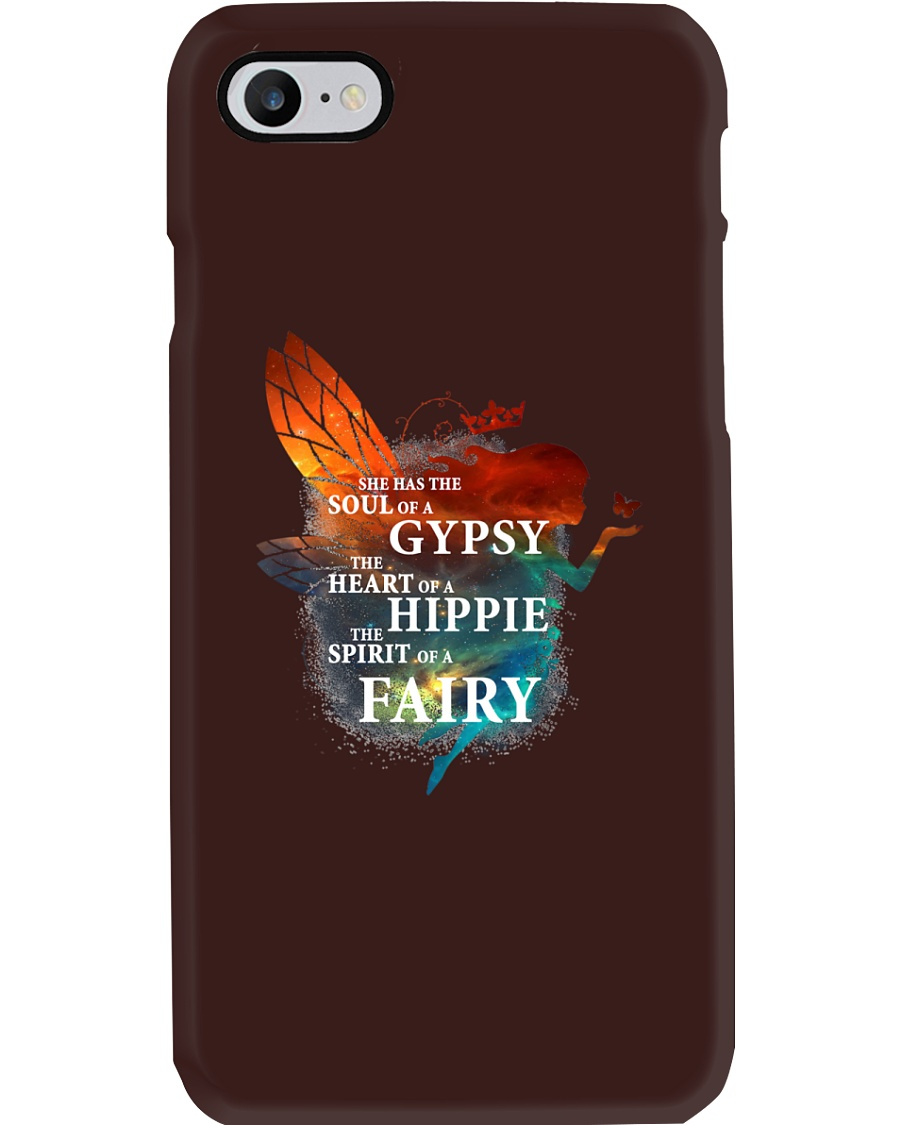I HAVE THE SPIRIT OF A FAIRY Phone Case