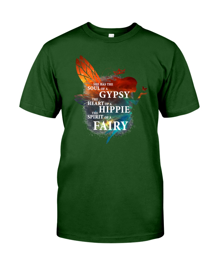 I HAVE THE SPIRIT OF A FAIRY Classic T-Shirt