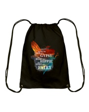 I HAVE THE SPIRIT OF A FAIRY Drawstring Bag thumbnail