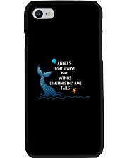 Mermaid - Sometimes They Have Tails Phone Case thumbnail