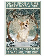 Corgi Once Upon A Time 11x17 Poster front