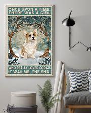 Corgi Once Upon A Time 11x17 Poster lifestyle-poster-1