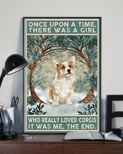 Corgi Once Upon A Time 11x17 Poster lifestyle-poster-2
