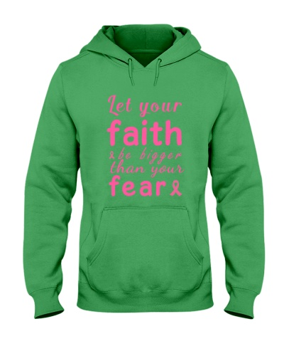 Breast Cancer -Let your faith
