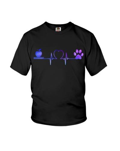Teacher Dog Heartbeat